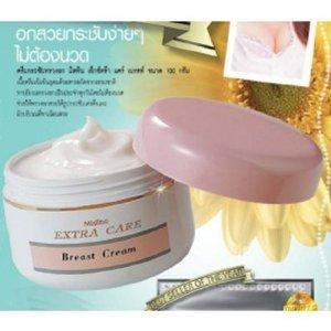 MISTINE supplémentaire Breast Care / Bust Up Fermeté & Lift Up Cream