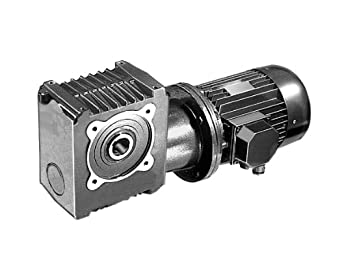 Worm geared motor zmd i gearbox size 63 version hl with for Hollow shaft worm gear motor
