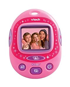 VTech Preschool Learning KidiLook Digital Photo Frame Pink