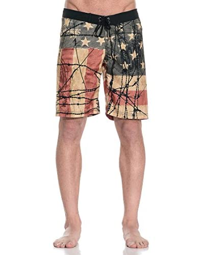 Scorpion Bay Shorts da Bagno Msb [Multicolore]