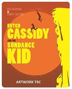 Butch Cassidy & The Sundance Kid - Limited Edition Steelbook [Blu-ray]