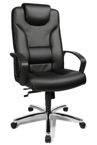 Topstar-7819D60-Chefsessel-Comfort-Point-50-Bezugsstoff-Kunstleder-schwarz