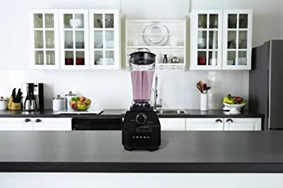 Oster Versa 1100-watt Professional Performance Blender with Two 20-Ounce Blend'N Go Cups