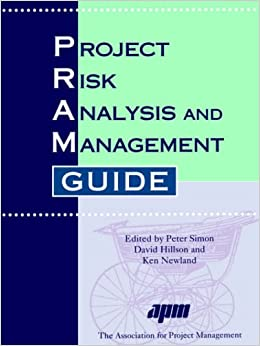 Project risk analysis and management—PRAM the generic ...