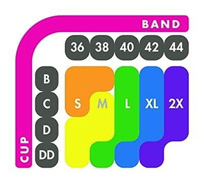 Playtex Play Funwinder Seamless Wirefree Bra