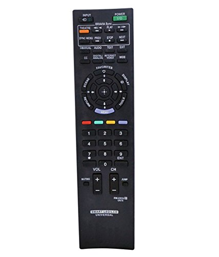 LipiWorld LED LCD Universal Remote Control Compatible For Sony LED/LCD  available at amazon for Rs.299