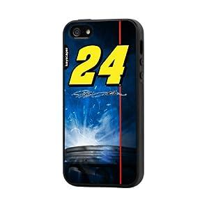 NASCAR Jeff Gordon 24 Pepsi Max iPhone 5 5S Rugged Case by Keyscaper