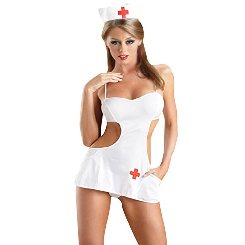 Sexy PLUS SIZE Nurse Outfit