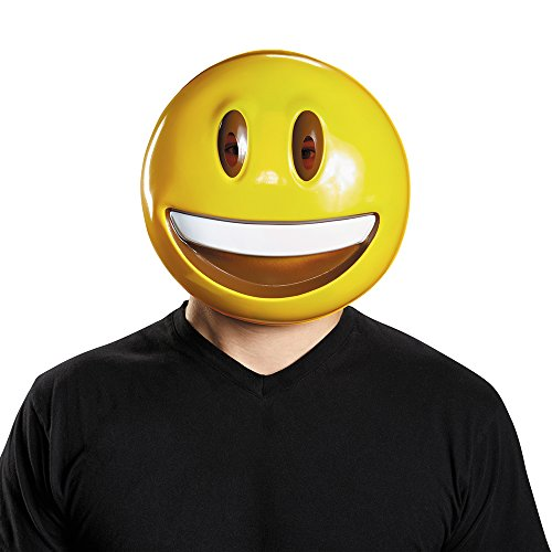 Smile Mask Costume Accessory,