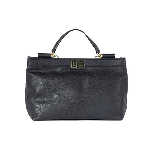 olivia-and-joy-womens-fashion-designer-handbags-flore-top-handle-double-section-purse-black