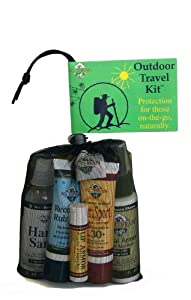 All Terrain Outdoor Travel Kit by All Terrain