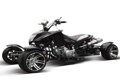 G-wheel  ATV 4輪 バギー 50cc ブラック
