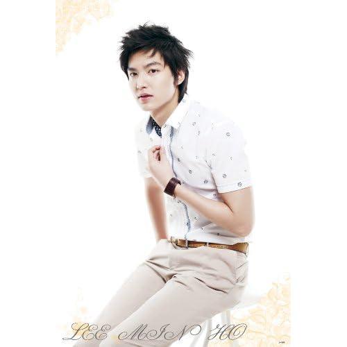 "Amazon.com : LEE MIN Ho Korean Actor ""White Shirt"" "" Poster - Rare New"