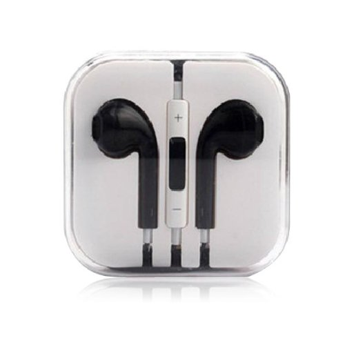 Thinkcase 3.5Mm Earphone Earbud Headphones With Remote & Mic For Iphone 4S 5 5C Ipod Others Device 01#