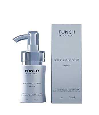 Best Cheap Deal for Dark Circles and Puffiness Relief - Maximum Hydration PUNCH Skin Care Brightening Eye Cream 1 oz Maximum Hydration For Youthful Skin from Punch Skin Care - Free 2 Day Shipping Available