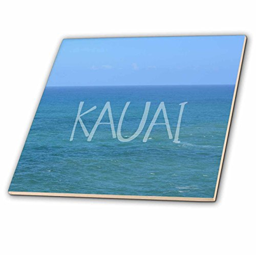 PS Hawaii - Kauai Ocean - 6 Inch Ceramic Tile (ct_186738_2)