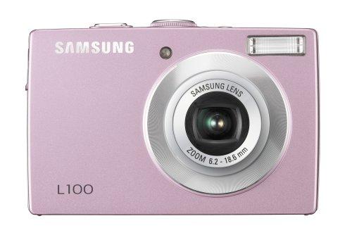 Digitalcamera Samsung L100 pink
