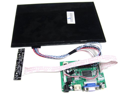 Robotbase Raspberry Pi 10.1'' Tft Lcd Display