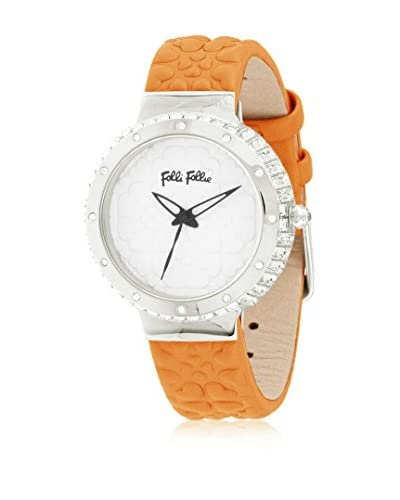 Folli Follie Reloj con movimiento Miyota Woman H4Hs-Heart4Heart Sym 33.5 mm