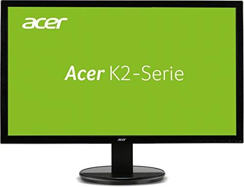"""Acer K222HQLbd - Monitor LED da 55 cm (21,5""""), VGA, DVI, tempo di reazione: 5 ms), colore: Nero"""