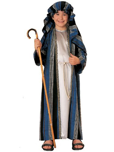 Kid's Deluxe Biblical Shepherd Costume