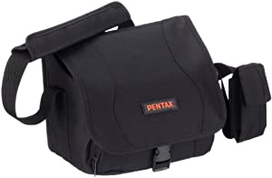Pentax 50099 SLR-Universaltasche schwarz Nylon