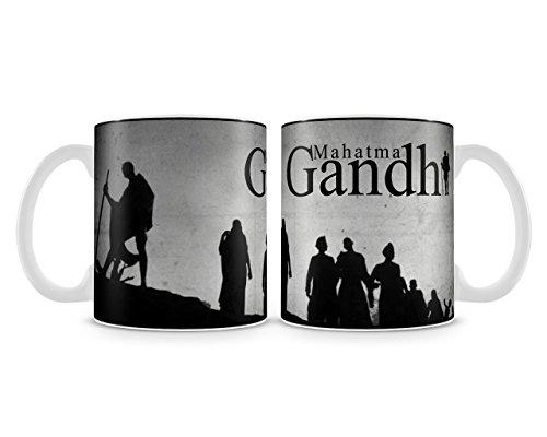 Posterboy 'Mahatma Gandhi' Ceramic Mug