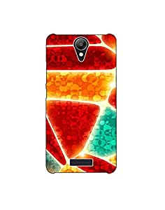 micromax spark ht003 (111) Mobile Case by Mott2 - Colorful Shining Stone