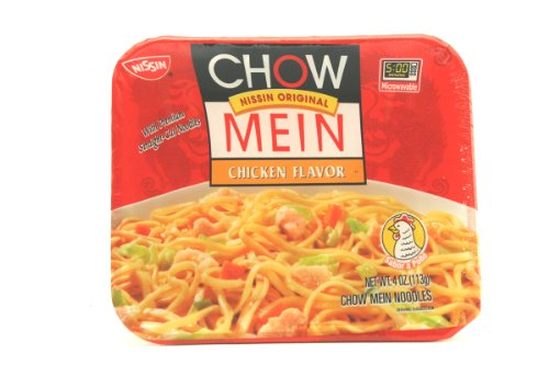 Chow Mein Instant (Chicken Flavor) - 4Oz (Pack Of 3)
