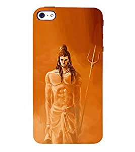 Shrikantha 3D Hard Polycarbonate Designer Back Case Cover for Apple iPhone 4S