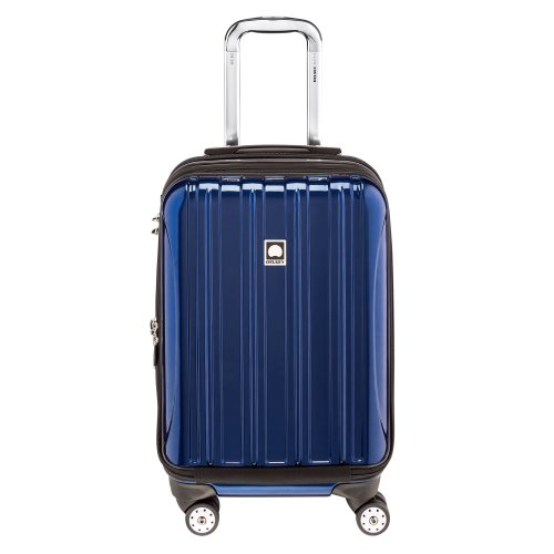 Delsey Luggage Helium Aero International Carry On Expandable Spinner Trolley, Cobalt Blue, One Size (Delsey Luggage Helium Trolley compare prices)