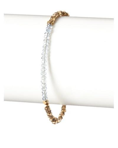 Ettika Clear Sunset Sparkle Bracelet
