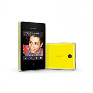 Nokia Asha 503 Dual SIM  Yellow  available at Amazon for Rs.5809