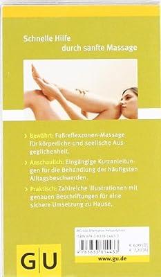 Reflexzonen-Massage (GU Gesundheits-Kompasse)