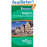 Michelin The Green Guide Belgium: Grand Duchy of Luxembourg