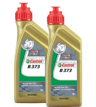 Castrol B373 SAE 90 Racing Gear Oil API GL-6 CAS-1861-8730-2 - 2x1L = 2 Litre