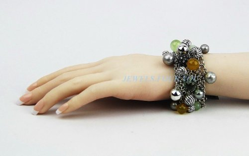 david-yurman-elements-cluster-pearls-semiprecious-diamonds-silver-bracelet-140