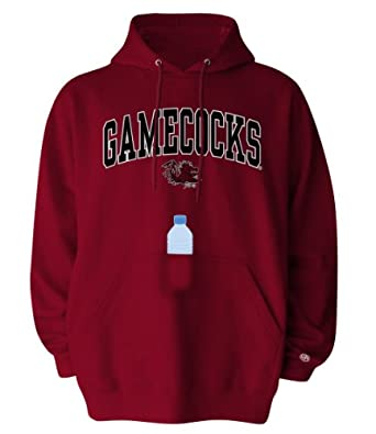 NCAA South Carolina Fighting Gamecocks Mens SIPS Hooded Sweat Shirt by Old Varsity