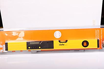 CLK-0004-01 Precision Digital Level With Laser (600mm)