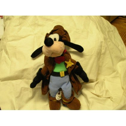 Disney Frontierland Goofy Bean Bag - 1