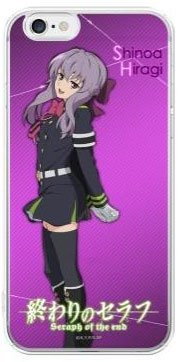 『終わりのセラフ』iPhone6s/6カバー 柊シノア