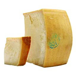 Parmigiano Reggiano Stravecchio (3 Year Top Grade) - 1/8 Wheel (10 pound)