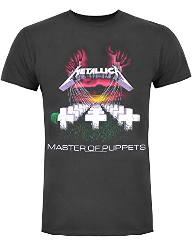 Uomo - Amplified Clothing - Metallica - T-Shirt (M)