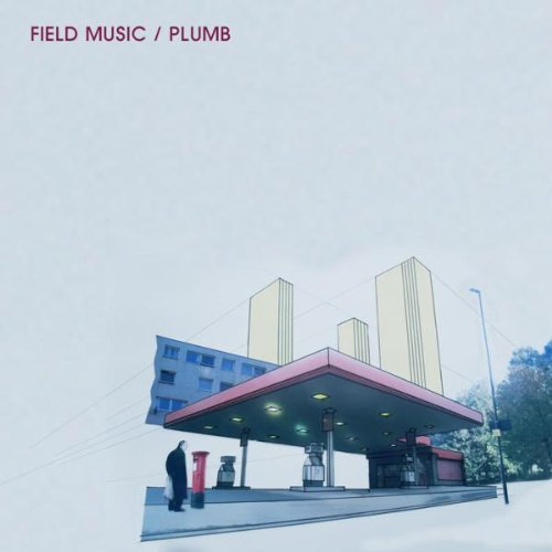 Cover from Field Music's Plumb album