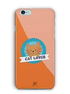 YuBingo Cat Lover Mobile Case Back Cover for Apple iPhone 6S