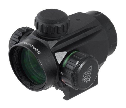 UTG 3.0″ ITA Red/Green CQB Dot Sight with Integral QD Mount