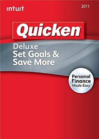 Quicken Deluxe 2011 [Download] [OLD VERSION]