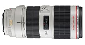 Canon EF 70-200mm f/2.8L IS II USM Telephoto Zoom Lens (USA)