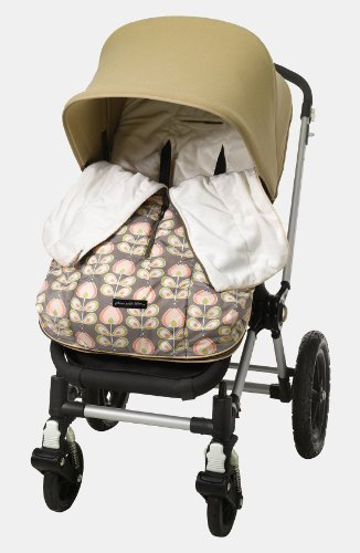 Petunia Pickle Bottom Stroll Bunting- Oslo In Bloom front-854767