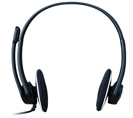 Logitech H330 Over-the-ear Headset